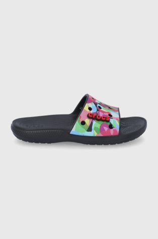 Crocs - Шльопанці Bubble Block Slide