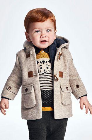 Mayoral - Дитяче пальто