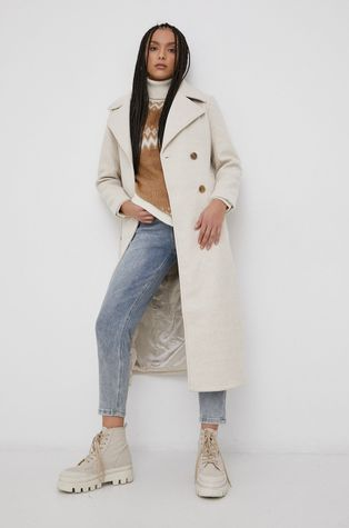 Y.A.S - Μάλλινο παλτό