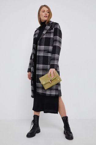 Desigual - Palton din lana