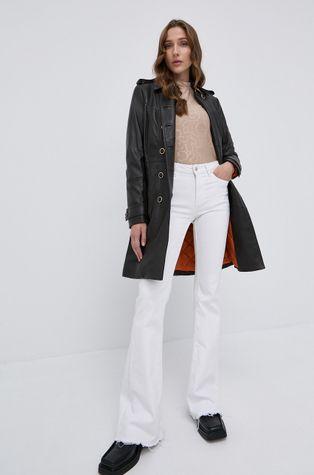 Guess - Kožený kabát