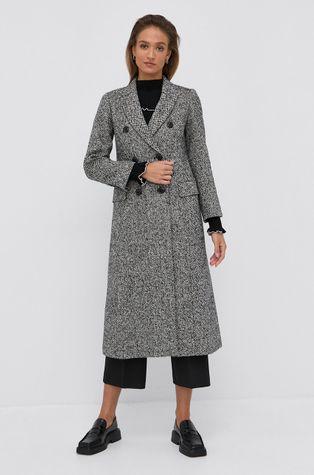 MAX&Co. - Płaszcz z domieszką wełny