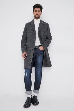 Hugo - Płaszcz wełniany