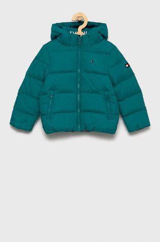 Tommy Hilfiger - Dětská péřová bunda