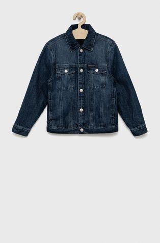 Calvin Klein Jeans - Kétoldalas gyerekdzseki