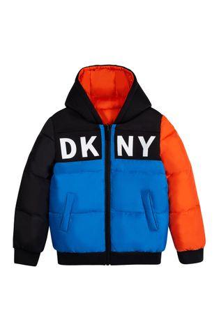 Dkny - Detská obojstranná bunda