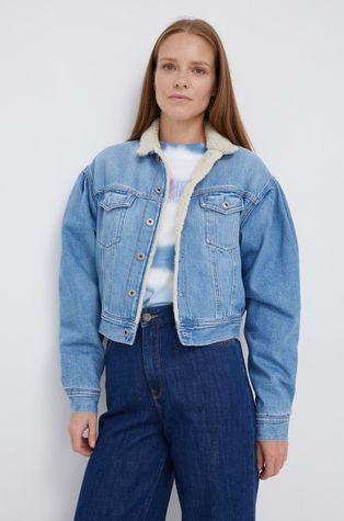 Pepe Jeans - Kurtka jeansowa Ridge DLX