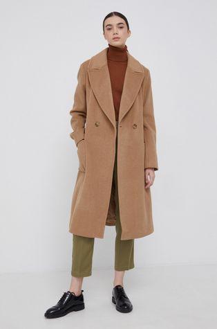 Dkny - Μάλλινο παλτό