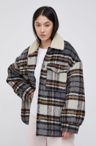Billabong - Παλτό από μείγμα μαλλιού