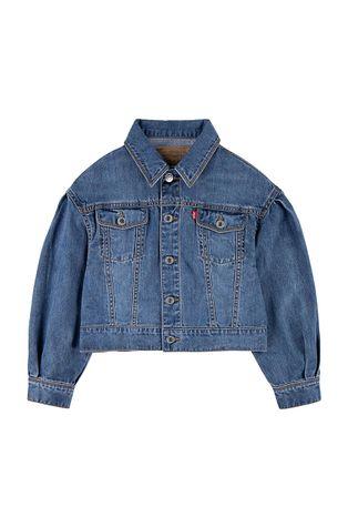 Levi's - Kurtka jeansowa dziecięca