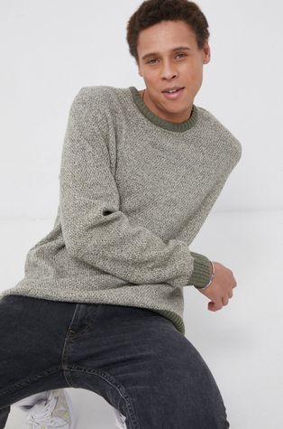 Wrangler - Sweter z domieszką wełny