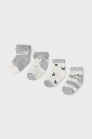 Mayoral Newborn - Дитячі шкарпетки (4-pack)