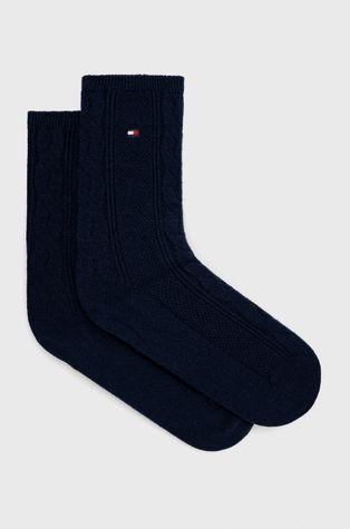 Tommy Hilfiger - Ponožky ze směsi vlny