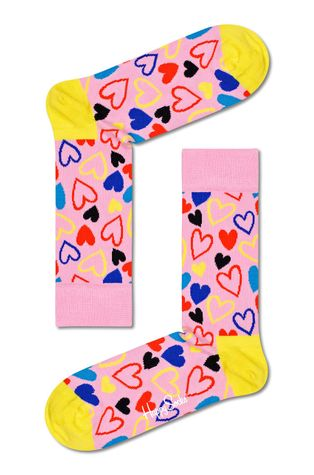 Happy Socks - Ponožky I Heart U Sock