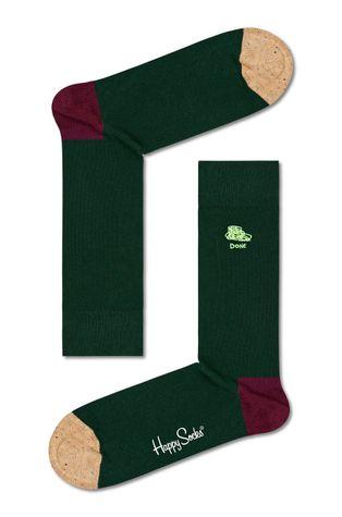 Happy Socks - Ponožky Embroidery Done