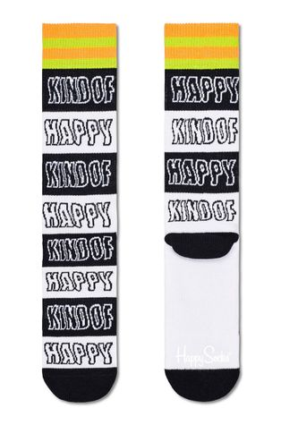 Happy Socks - Skarpetki Happy Stripe Crew