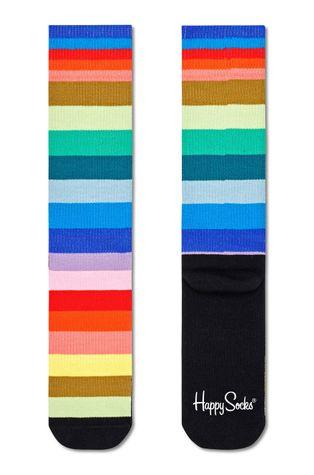 Happy Socks - Ponožky Stripe Crew
