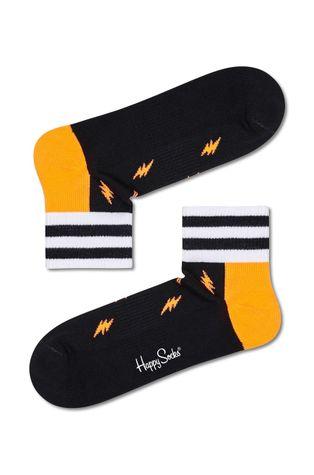 Happy Socks - Ponožky Small Flash 1/4 Crew