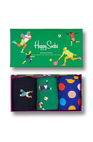 Happy Socks - Skarpetki Sports Socks Gift Set (3-Pack)