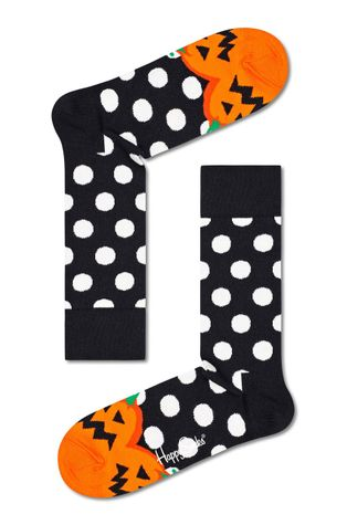 Happy Socks - Ponožky Halloween Pumpkin