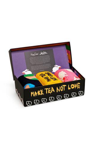 Happy Socks - Skarpetki x Monty Python Gift Set (3-pack)