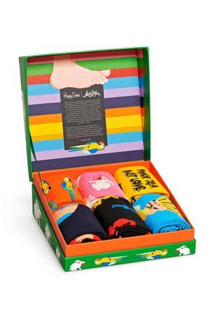 Happy Socks - Skarpetki x Monty Python Gift Set (6-pack)