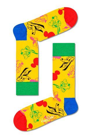 Happy Socks - Skarpetki x Disney All Smiles Sock