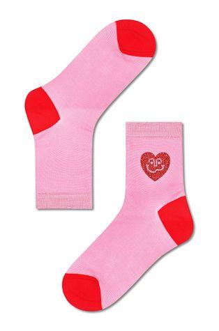 Happy Socks - Ponožky Caroline Ankle