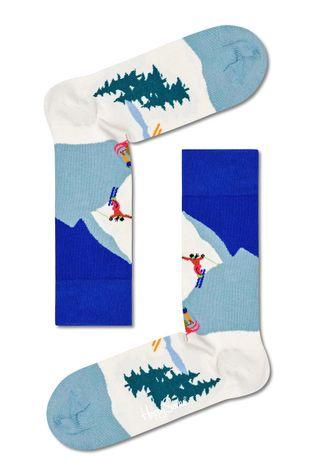 Happy Socks - Κάλτσες Downhill Skiing