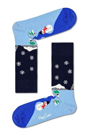 Happy Socks - Κάλτσες The Little House On The Snowland