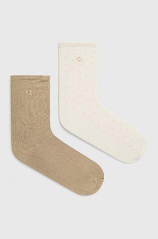 Lauren Ralph Lauren - Ponožky (2-pack)