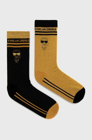 Karl Lagerfeld - Κάλτσες (2-pack)