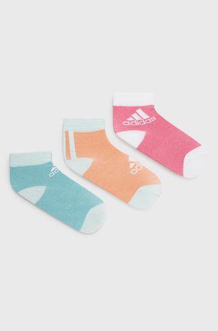 adidas Performance - Dětské ponožky (3-pack)