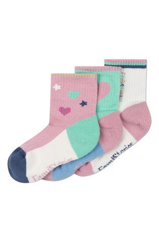 Femi Stories - Детски чорапи Agnes (3 чифта)