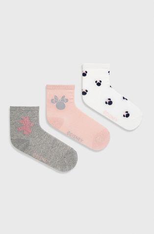 GAP - Детски чорапи x Disney (3 чифта)