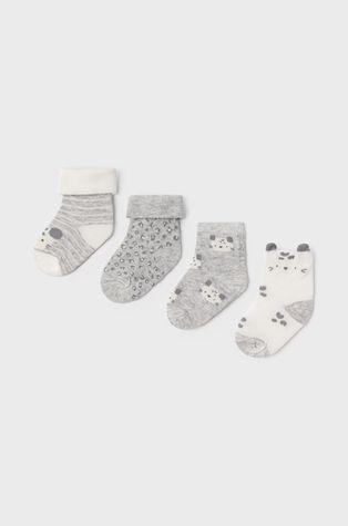 Mayoral Newborn - Детски чорапи (4 чифта)