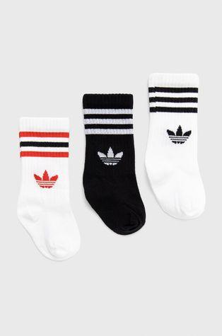 adidas Originals - Dětské ponožky (3-pack)