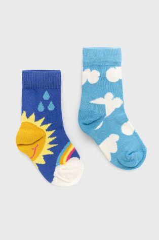 Happy Socks - Детски чорапи After Rain (2 чифта)