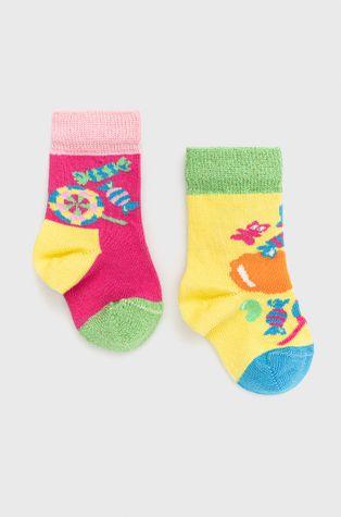 Happy Socks - Детски чорапи Sugar Rush (2 чифта)