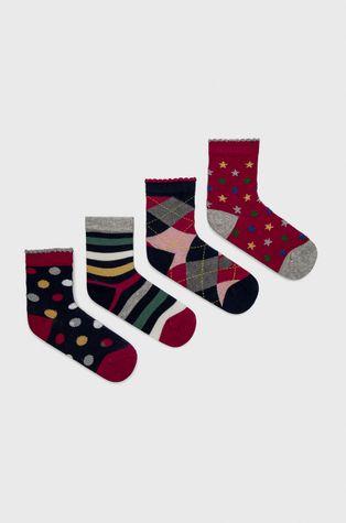 United Colors of Benetton - Detské ponožky (4-pak)