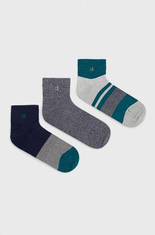 Calvin Klein - Κάλτσες (3-pack)