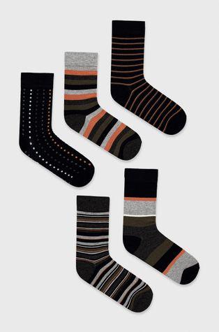 Pepe Jeans - Κάλτσες Bryce (5-pack)