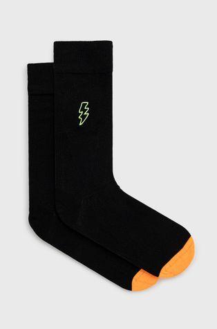 Happy Socks - Ponožky Embroidery Lightning