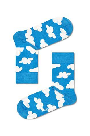 Happy Socks - Skarpetki Cloudy Half Crew