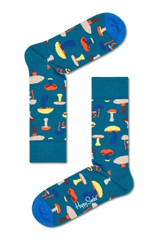 Happy Socks - Ponožky Wool Mushroom
