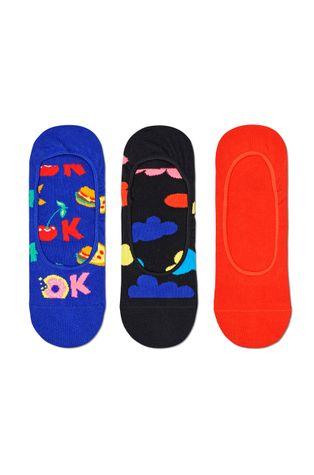 Happy Socks - Skarpetki Its Ok Liner (3-Pack)