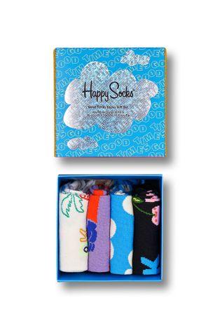 Happy Socks - Skarpetki Good Times (4-Pack)