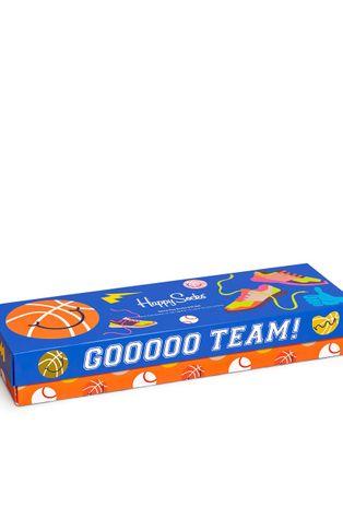 Happy Socks - Zokni Game Day Socks Gift Set (5 pár)