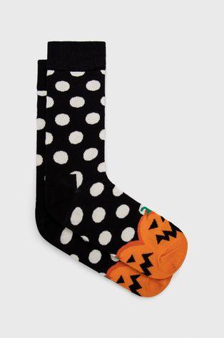 Happy Socks - Skarpetki Halloween Pumpkin