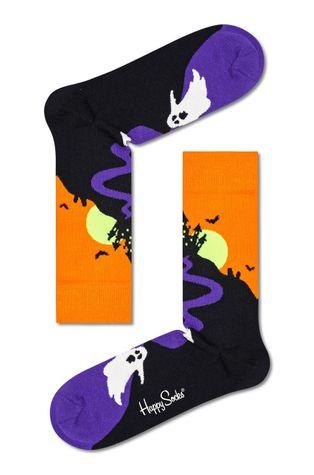 Happy Socks - Ponožky Halloween Ghost
